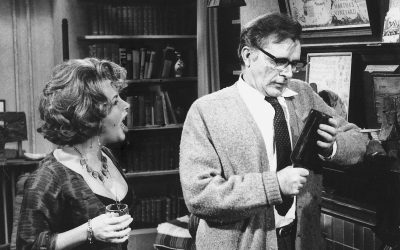 020 – Who's Afraid of Virginia Woolf, by Edward Albee