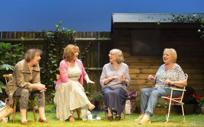 030 – Escaped Alone by Caryl Churchill