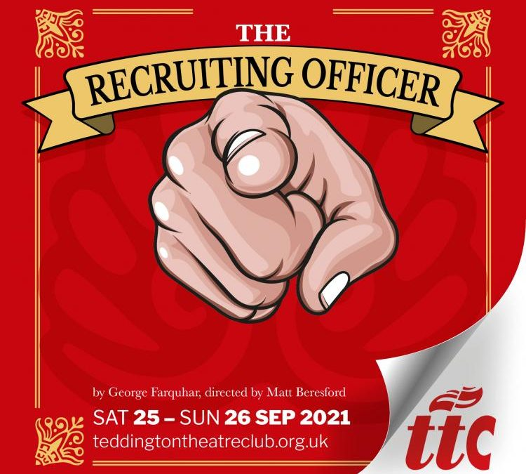 034 – The Recruiting Officer by George Farquhar